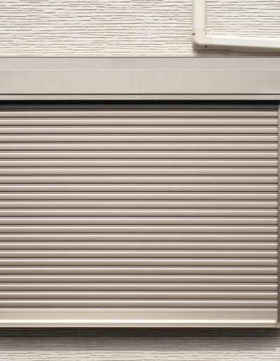 Roller Shutters Front